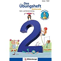 Das Übungsheft Mathematik 2: Denk- und Rechentraining, Klasse 2