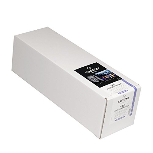 Canson Infinity Rag Photographique Fine Art Paper, 310 Gram, 17 Inch x 50 Foot Roll