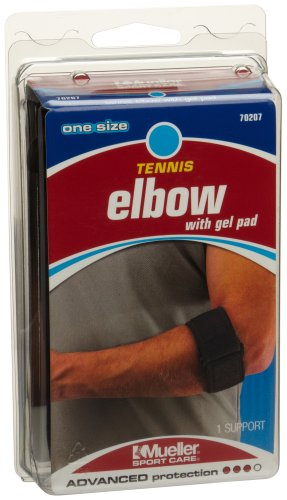 Mueller Tennis Pad, One Size Fits Most, 1-Count