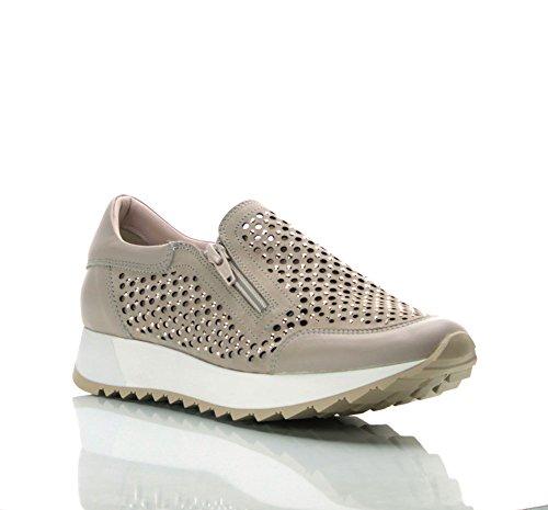 Chaussures De Shoes Blu Tosca 37 D'extérieur Sable Eu Femme Sport Beige Pour tqEaU