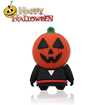halloween shoptechkey 3 pack 8gb usb flash drivemrhalloween pumpkin
