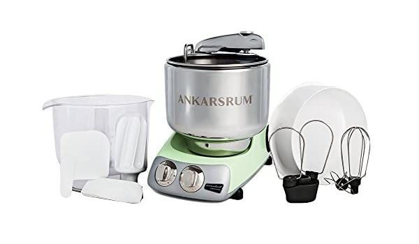 Ankarsrum 930900054 - Original robot de cocina akm6220pg verde ...