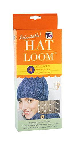 Authentic Knitting Board Hat Loom
