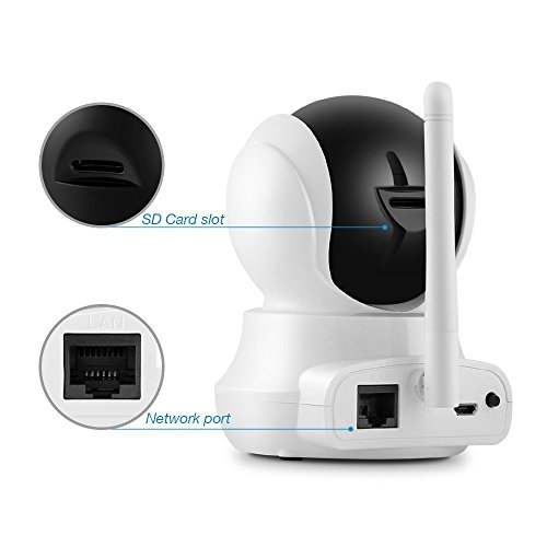 Sricam-Security-Camera-720p-HD-PanTiltZoom-Wireless-IP-Camera-with-Two-Way-Audio-Motion-Detection-Night-Verison-MicroSD-Recording-for-iPhoneAndroid-PhoneiPadWindows-Remote-View