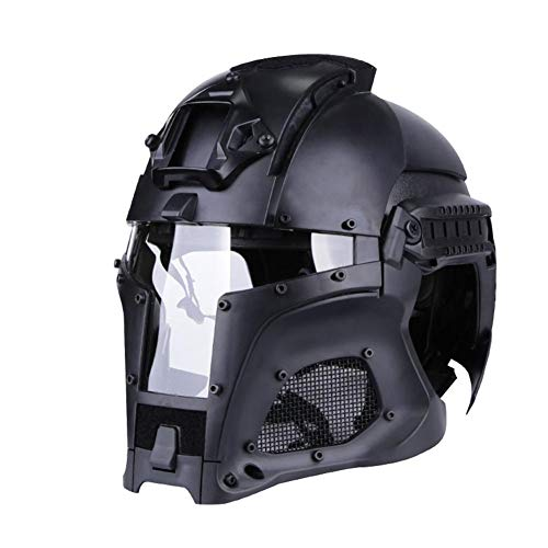 tebisi Medieval Warrior Helmet Outdoor Vintage Helmet Armor Helmets Adult Metal Crusader Helmet Replica Helmet Made of Iron