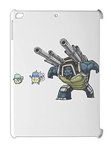 Pokemon Evolution iPad air plastic case