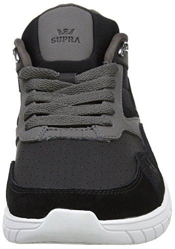 white Charcoal Winslow Sneaker Swiss Basse K Black Uomo Black q805vwx1
