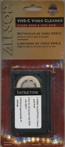vhs-c-dry-video-head-cleaner