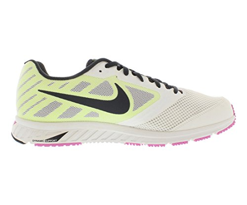 Nike Womens Wmns Air Zoom Fly 2, Cool Blauw / Licht Citrus-roze Poeder-wit Wit