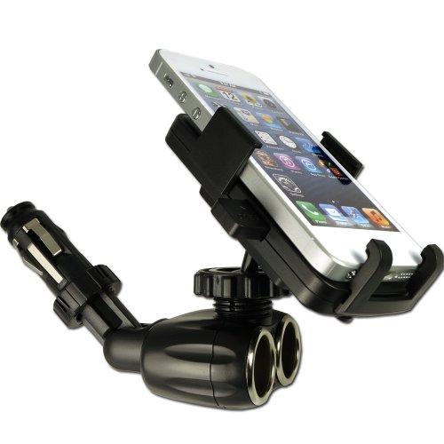 ChargerCity® EasyBasics DUAL CIGARETTE LIGHTER Socket Smart