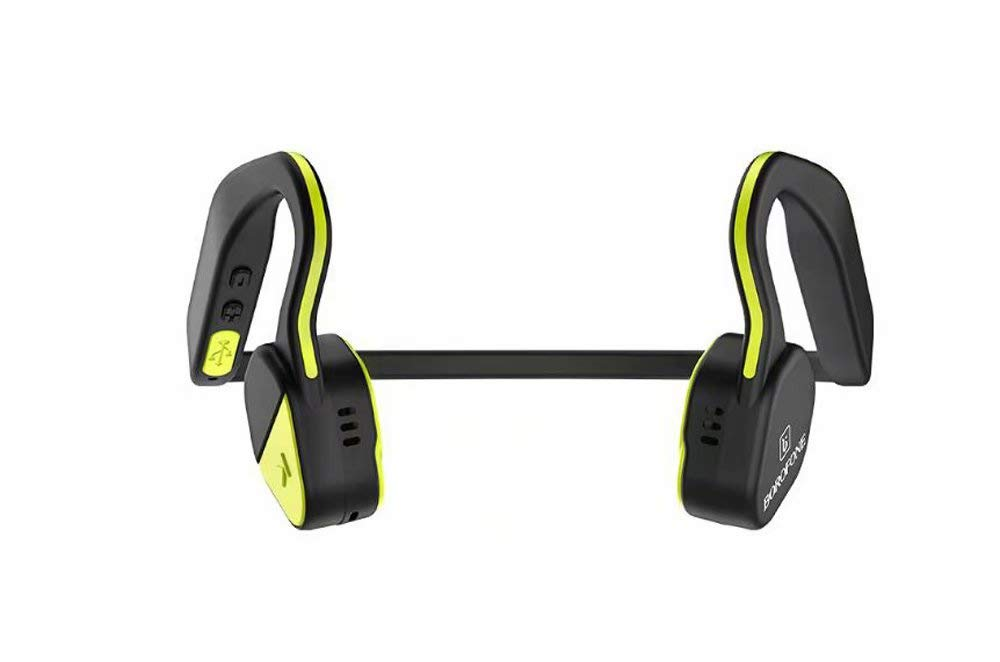 Amazon.com: Bone Conduction Bluetooth Headset Neck-Mounted Wireless Ipx6 Waterproof Headphones Stereo Music Headphones Running, Riding, Driving: Home Audio ...