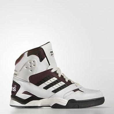 b499ab7e7 adidas - Hi Tops - Torsion Artillery Lite Hi Shoes - White - 3.5   Amazon.co.uk  Shoes   Bags
