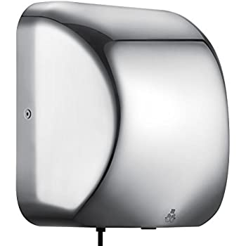 Amazon Happybuy Hand Dryer Heavy Duty Commercial 48W Hand Adorable Bathroom Hand Dryers Style