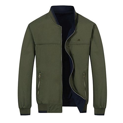 Reversible Cotton Jacket - 1
