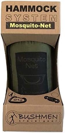 【Bushmen 】 Hammock Mosquito-net JUNGLE 모기 그물 정글 [병행 수입 / [Bushme
