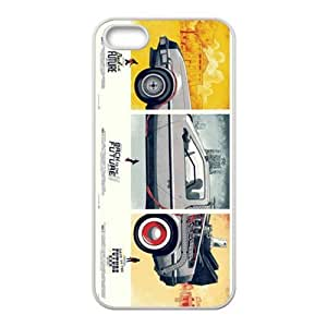 Bach car future Cell Phone Case for Iphone 5s