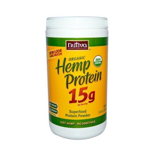 Nutiva Hemp Protein Og2 15G 16 Fz