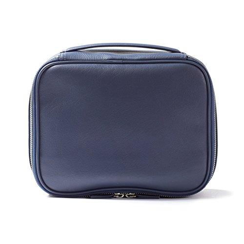 Leather Organizer Pda (Leatherology Large Travel Organizer - Full Grain Leather Leather - Navy (blue))