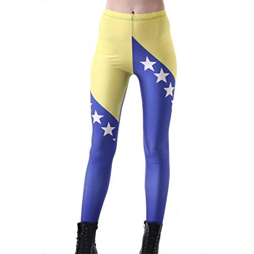 Legging Acvip Und Herzegowina Bosnien Femme dqqx0f