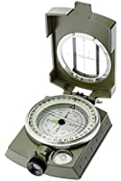 SE CC4580 Military Lensatic/Prismatic Sighting Compass with Pouch