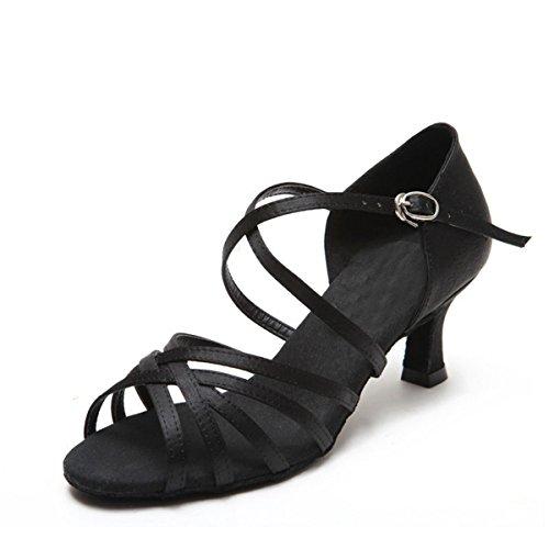 Miyoopark - salón mujer Black-5.5cm Heel