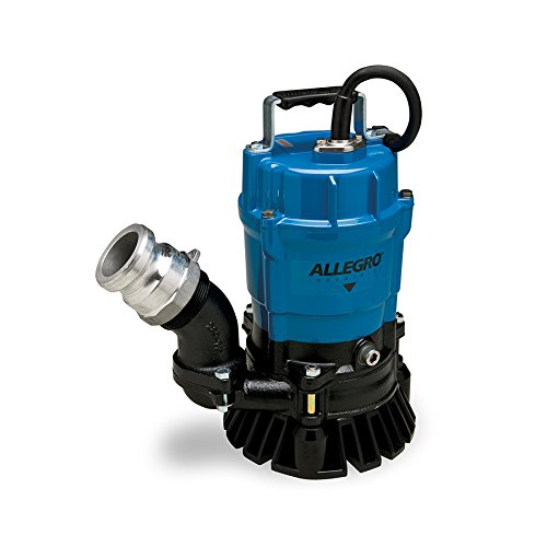 Allegro Industries 9404-04 Sludge Dewatering Pump