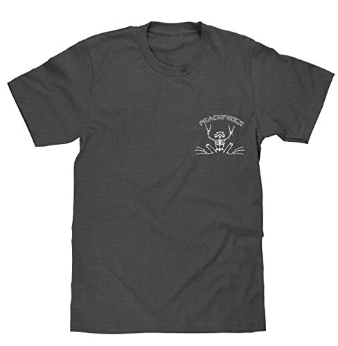 peace-frogs-rowing-skeleton-licensed-t-shirt-x-large