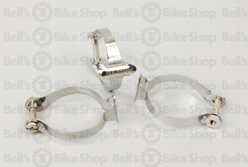 CABLE GUIDE DIA-COMPE TOP TUBE CHROME 25.4MM