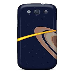 Hot Space Travel First Grade Phone Cases For Galaxy S3 Cases Covers