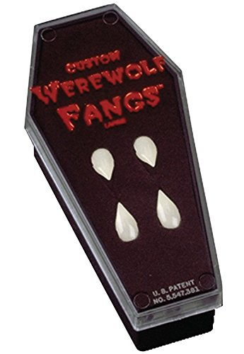 with Fangs design
