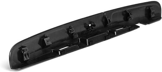 Muchen Manija para puerta trasera de maletero con orificio para c/ámara I-Key para Nissan Qashqai J10 JJJ10 2007 2008 2009 2010 2011 2012