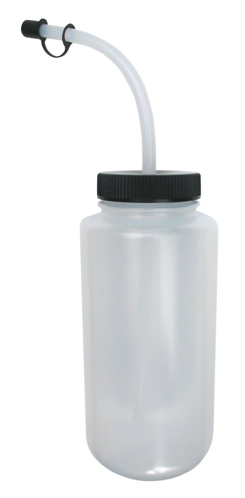 PLWBCSTR A/&R Sports Plastic Carrier with 6 Curved Tip Water Bottles Combo