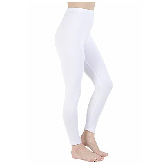 LessThanTenQuid - Legging - Femme blanc blanc - blanc - XXXX-Large ... f398c2195d42