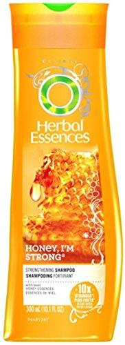 Herbal Essences Honey, I'm Strong Strengthening Hair Shampoo 10.1 oz (Pack of 2)