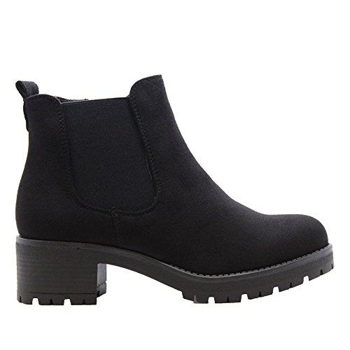 Stivaletti Black Styles Saute Sd Donna qpwz7PT