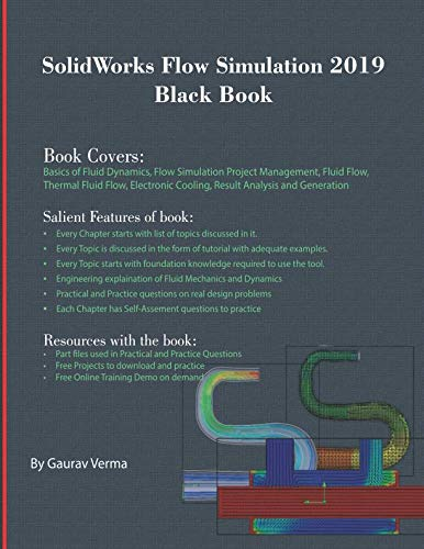 SolidWorks Flow Simulation 2019 Black Book