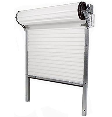 Model 650 [10' (w) x 9' (h)] Light Duty (Mini) Rolling Self Storage Steel Roll Up Door