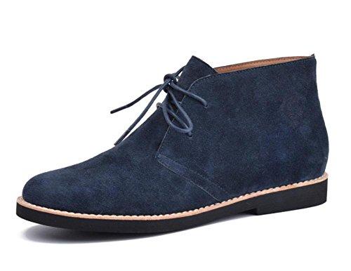 Mme printemps et d'automne rondes chaussures à talons bas bottes en dentelle bottes simples Mlle Ma Dingxue , US7.5 / EU38 / UK5.5 / CN38