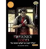 [ Sweeney Todd: The Demon Barber of Fleet Street, Original Text: The Graphic Novel Bryant, Clive ( Author ) ] { Hardcover } 2012
