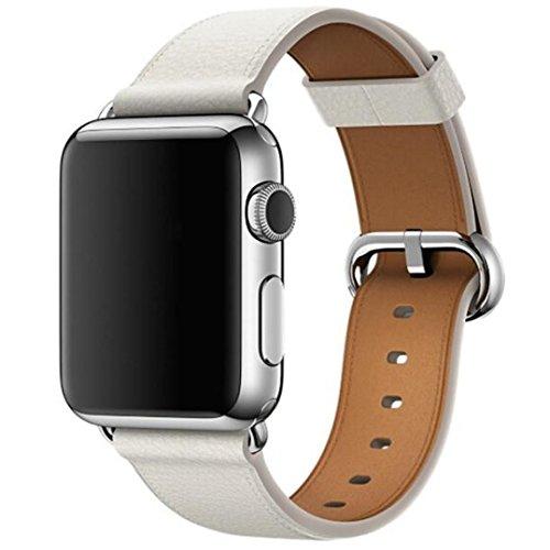 Sunfei Genuine Leather Bracelet Watchband