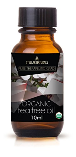 Stellar Naturals Organic USDA Aromatherapy Set of Lavender, Eucalyptus, Lemongrass, Peppermint, Tea Tree and Orange for Therapeutic Bliss by Stellar Naturals (Image #7)