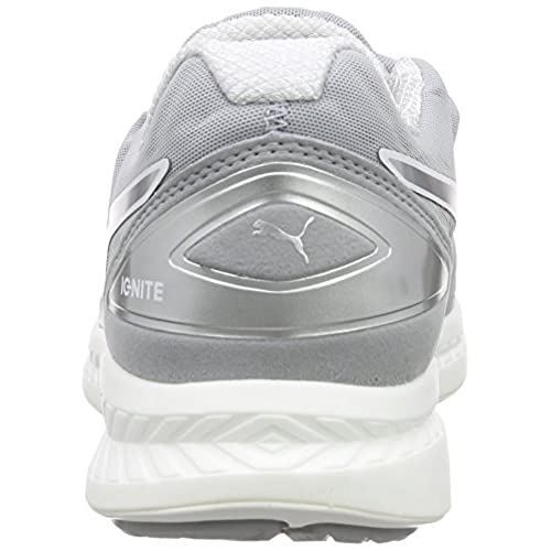 new Puma Women's Ignite Disc Wns, GREY QUARRY-PUMA SILVER
