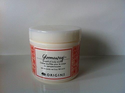 Grapefruit Body Souffle - Origins Gloomaway Grapefruit Body Souffle3oz/90ml Travel Size Unboxed
