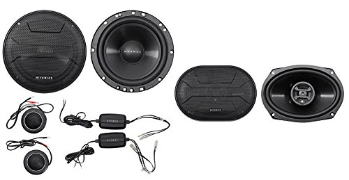 Hifonics ZS65C Component Speakers Coaxial