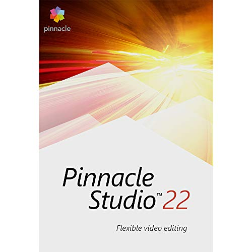 (Pinnacle Studio 22 - Video Editing [PC Download])