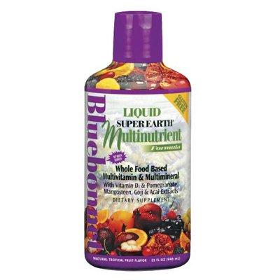 Liquid super Terre Multinutrient Formule fruits tropicaux - 32 oz - Liquid