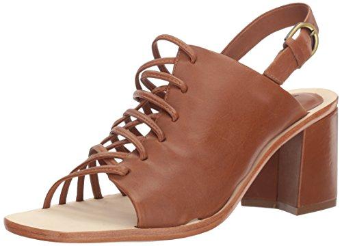 Bernardo Women's Sansa Heeled Sandal Luggage FSVBo7