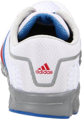 D Us red 7 Running blu rosso White Running Giro Adidas Corsa M Da Cc Scarpa Bianca Bellezza Beauty blue 7UxPF