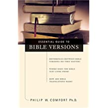 Essential Guide to Bible Versions