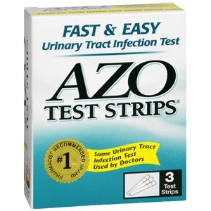 AZO Test Strips 3 Each by Choice One